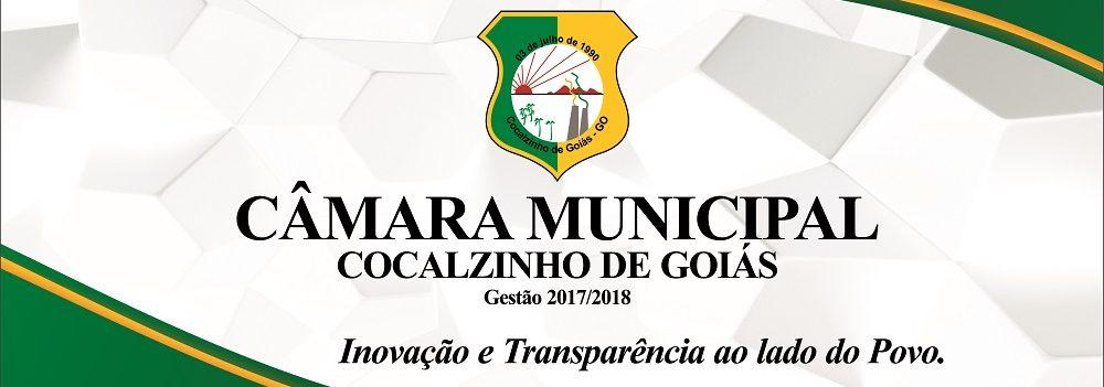 Câmara Municipal de Cocalzinho de Goiás