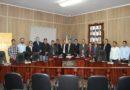 Vereadores de Cocalzinho acompanham sessão na Câmara de Corumbá de Goiás