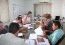 Vereadores discutem com representantes da SANEAGO, o projeto de Lei nº 006, e cobram melhorias no atendimento.