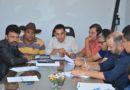 Vereadores e Prefeito discutem projeto de concessão e cobram mais eficiência da SANEAGO em Cocalzinho de Goiás.