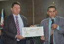 Gestão com parceria! Presidente anuncia a destinação de R$ 60 mil ao Poder Executivo